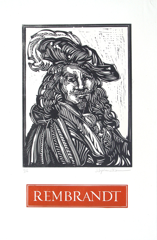 rembrandt coloring pages - photo#23